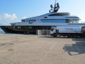 EPB station Maritime